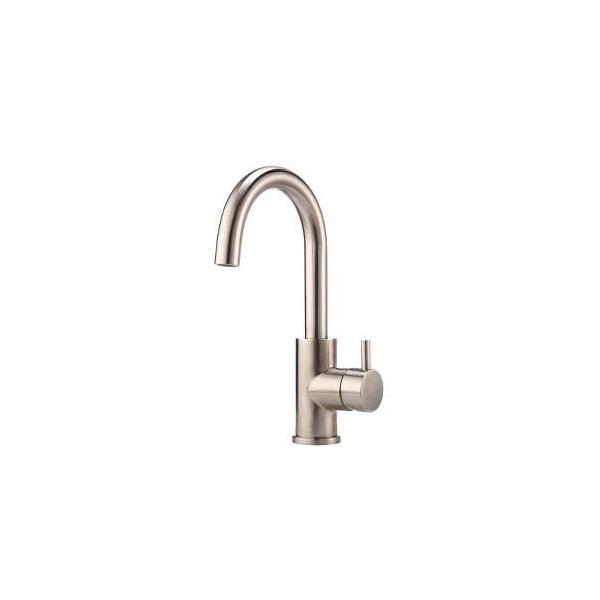Cassøe NOBA håndvaskarmatur højt rustfri stål