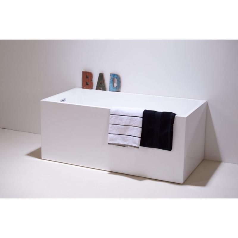 badekar liter PAISLEY Badekar, 140 x 70 x 60 cm   160 Liter maxxwell wellmore badekar liter