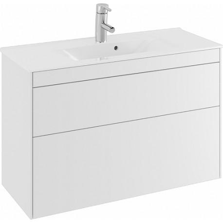 Ifö Sense møbelpakke SU 90 Compact m/ Ifö Sense håndvask 15512 C
