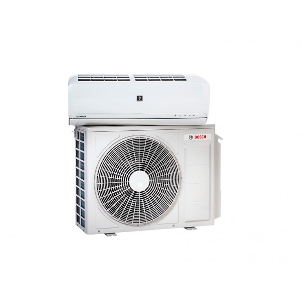 Bosch Compress 8000 AA luft/luft varmepumpe. 8,5 kW