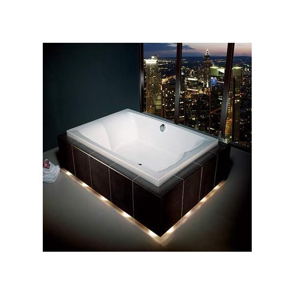 Strømberg Celsius Duo badekar 2000 x 1400mm akryl