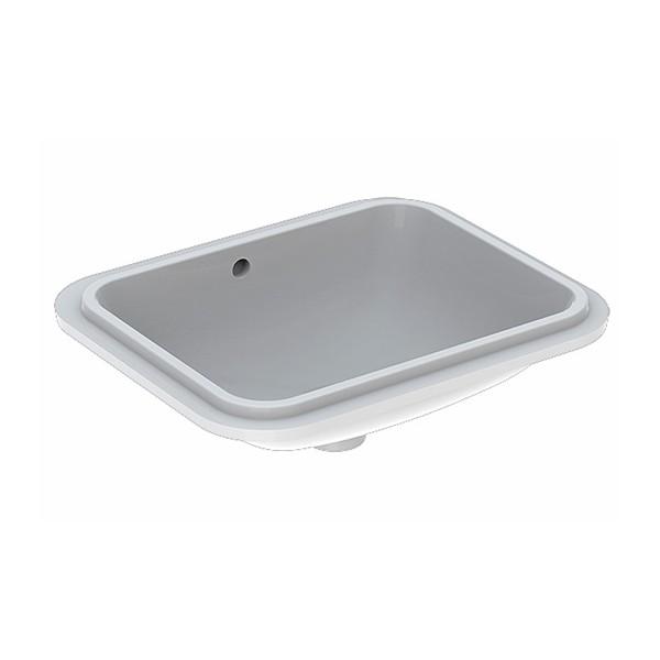 Ifø VariForm underlimnings håndvask, 45 cm, rektangulær