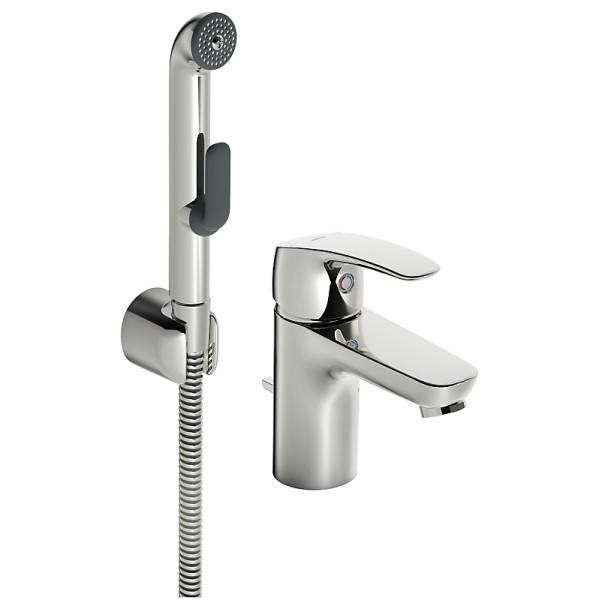 Oras Safira Håndvaskarmatur med bundventil og bidetta bruser